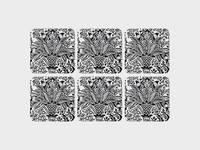 Maxwell & Williams William Morris Coasters (Set of 6)
