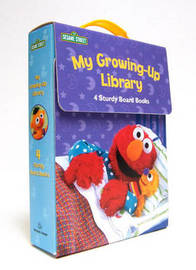 Sesame Street: My Growing-Up Library (Box Set) by Kara McMahon