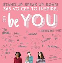 2019 Be You Boxed Calendar by Sourcebooks