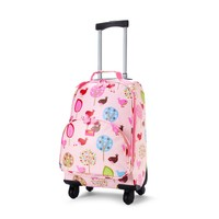 Chirpy Bird Wheelie Bag (4 Wheels)