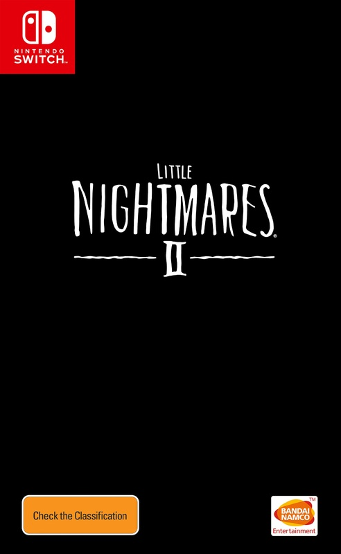 Little Nightmares II Creeps for Switch