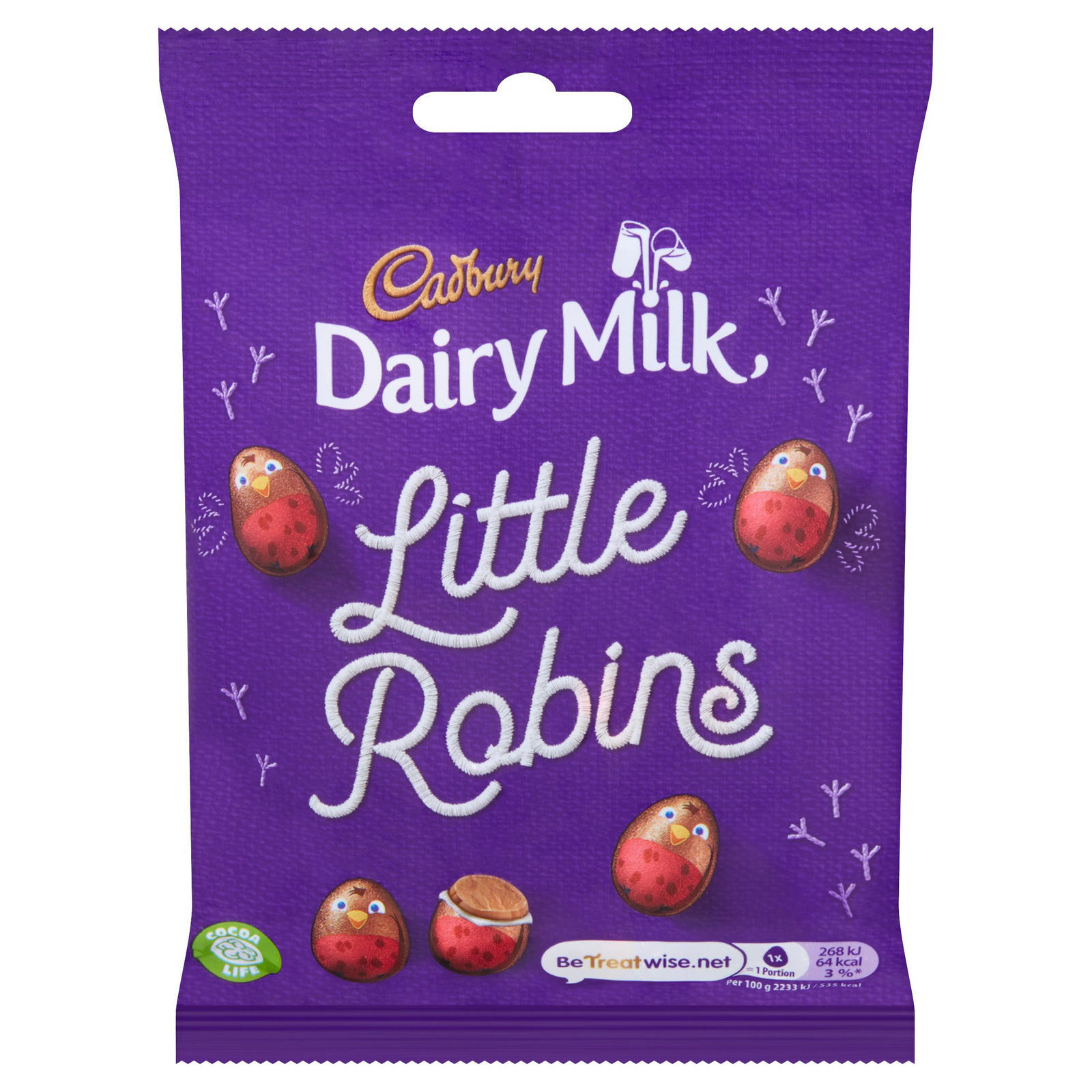 Cadbury Dairy Milk Little Robins image