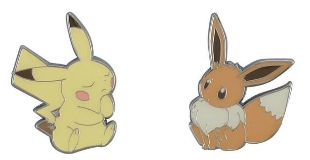 Pokemon: Pins Day 3 (Set of 2)