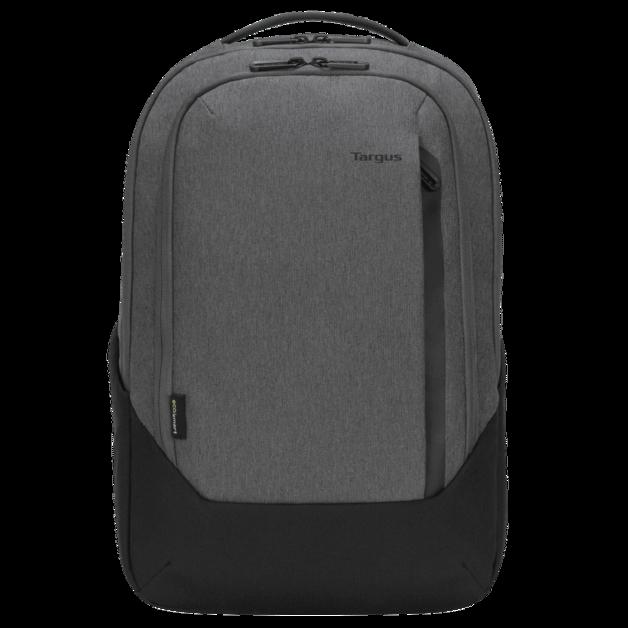 "15.6"" Targus Cypress Hero Backpack with EcoSmart Light Gray"