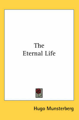 The Eternal Life by Hugo Munsterberg image
