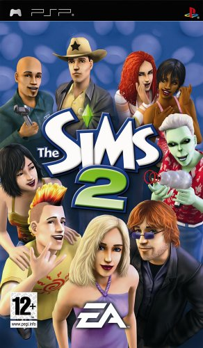 The Sims 2 (Platinum) for PSP image