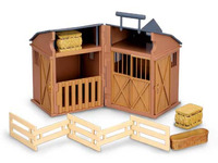 CollectA - Stable Playset & Accessories