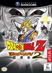 Dragonball Z: Budokai 2 for GameCube