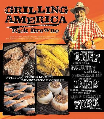 Grilling America by Rick Browne image