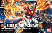 Gundam HGBF Build Burning Gundam 1/144 Model Kit