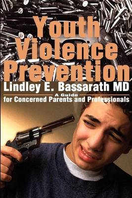 Youth Violence Prevention: A Guide for Concerned Parents and Professionals by Lindley Bassarath image