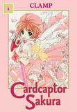 "Cardcaptor Sakura Omnibus Volume 1 by ""Clamp"""
