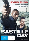 Bastille Day on DVD