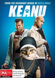 Keanu on DVD