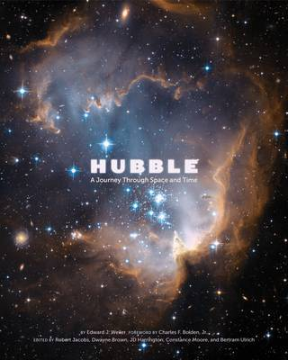 Hubble: A Journey through Space and Time by Edward Weiler image