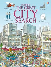 The Great City Search by Rosie Heywood image