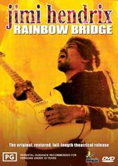 Jimi Hendrix - Rainbow Bridge on DVD