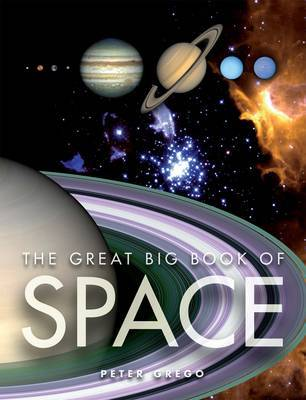 The Great Big Book of Space by Peter Grego image