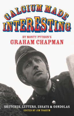Calcium Made Interesting by Graham Chapman image