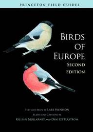 Birds of Europe by Lars Svensson image