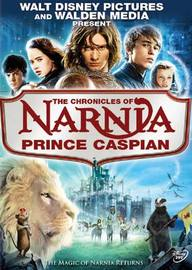The Chronicles Of Narnia - Prince Caspian (2 Disc Set) DVD