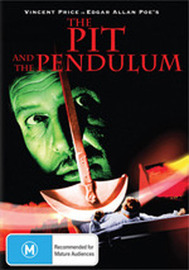 The Pit and the Pendulum on DVD