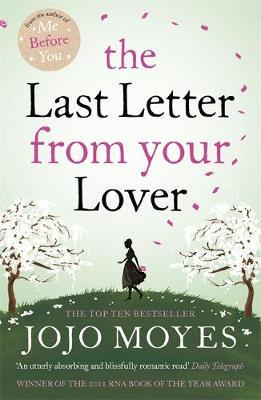 The Last Letter from Your Lover by Jojo Moyes image