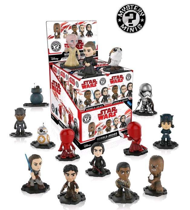 Star Wars: The Last Jedi - Mystery Minis [Walmart Ver.] - (Blind Box)