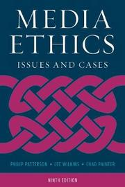 Media Ethics by Philip Patterson image