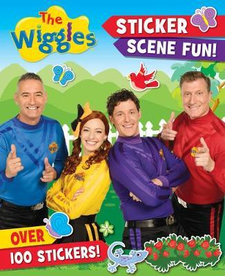The Wiggles Sticker Scene Fun by The Wiggles