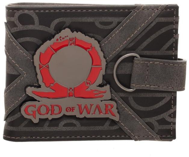 God of War: Magnetic Closure - Bifold Wallet