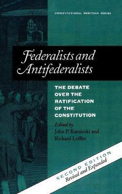 Federalists and Antifederalists image