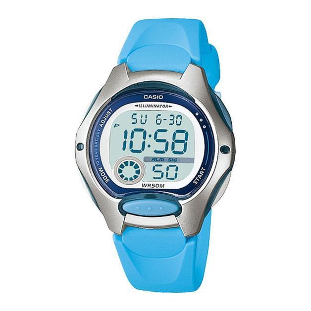 Casio Youth Digital Series Watch Blue - LW-200-2BVDF