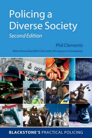Policing a Diverse Society by Phil Clements image