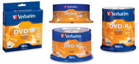 Verbatim DVD-R 4.7GB 25Pk Spindle 16x image