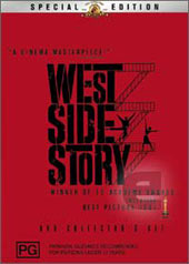 West Side Story Collector's Set   (2 Disc With Collectible Scrapbook) on DVD