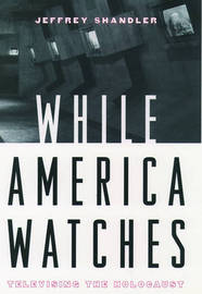 While America Watches by Jeffrey Shandler image