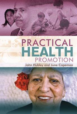 Practical Health Promotion by John Hubley image