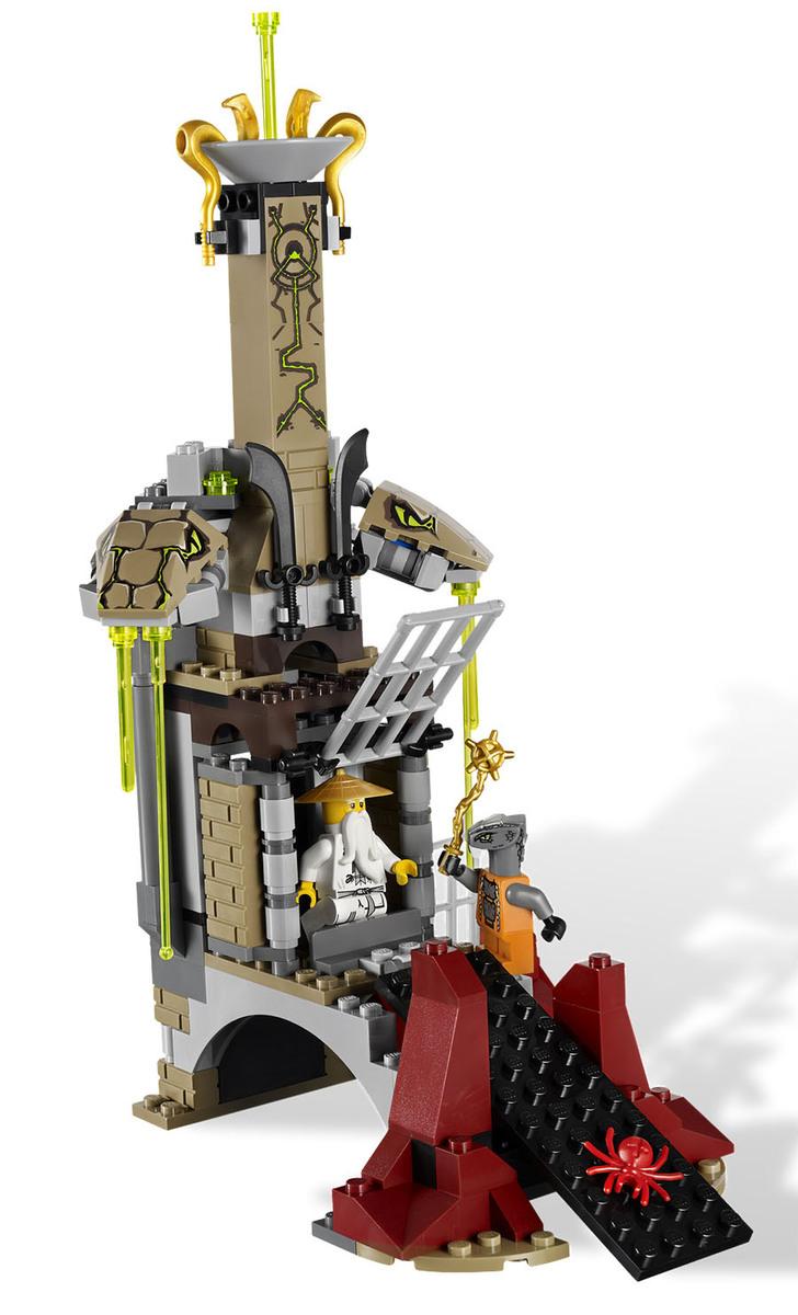 LEGO Ninjago Epic Dragon Battle (9450)   Toy   at Mighty ...