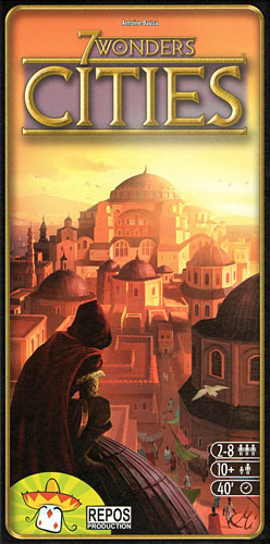 7 Wonders: Cities - Game Expansion