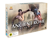 Ancient Rome Collector's Gift Set on DVD