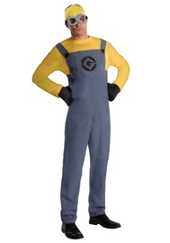 Minion Dave Costume (Standard Size)