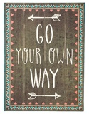 Go Your Own Way - Large Adventure Box Frame