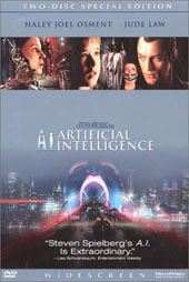 Artificial Intelligence on DVD