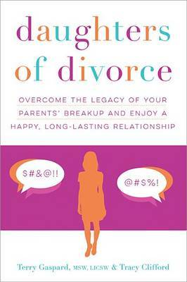 Daughters of Divorce by Terry Gaspard