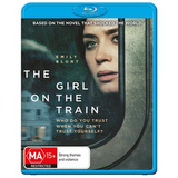 The Girl On The Train on Blu-ray