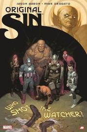 Original Sin by Mark Waid