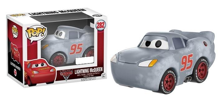Cars 3 - Lightning McQueen (Primer) Pop! Vinyl Figure image