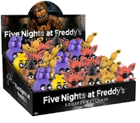 Five Nights at Freddy's - Squeeze Key Chain (Assorted)