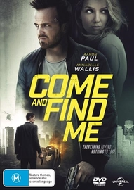 Come And Find Me on DVD